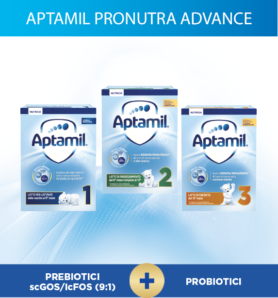 Aptamil Pronutra Advance