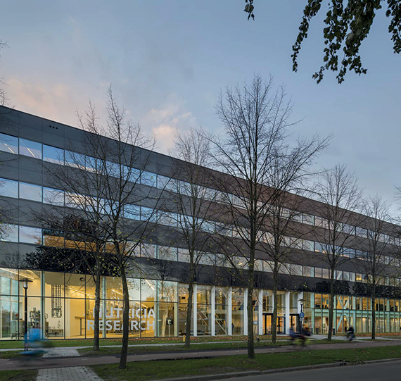 Centro Ricerca in Utrecht