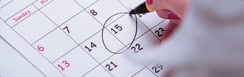 Calendario Mestruale Giorni Fertili.Periodo Fertile Calcolo Giorni Fertili Per Rimanere Incinta